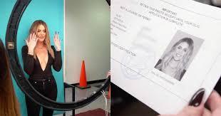 Magazine Lighting For Brings Tech License Photo Kardashian Driver's To News Dmv Own Khloe Best