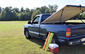 The Art of Truck Camping