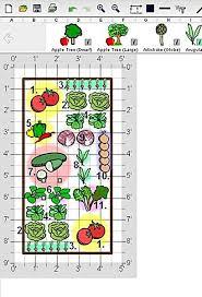 fresh salad garden veggie gardener