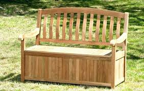 deck bench with back plans seat wood storage for