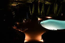 new england style outdoor lighting recessed