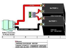 Electric Scooter Wiring Diagrams 49Cc Scooter Wiring Diagram
