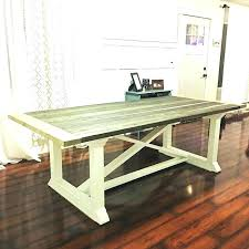 ana white rustic coffee table rustic farmhouse coffee table white farm table white and rustic table