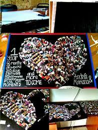 photo collage ideas for boyfriend boyfriend gift regalo para novio valentines gift 1 year anniversary