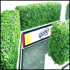 artificial outdoor trees shrubs out garden palm tr