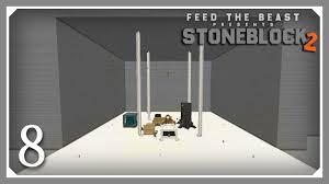 Feed The Beast Light Sources Ftb Stoneblock 2 Let There Be Light Modded Lighting Options E08 Ftb Stoneblock 2 Lets Play