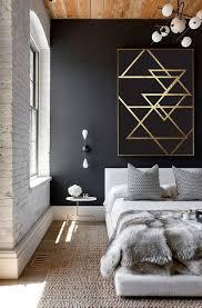 Gold Themed Bedroom Ideas Minimalist Design