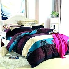 purple bedspreads king size teal and purple comforter sets king size for plan purple bedding king