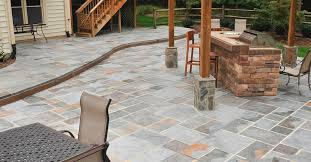 Patterned Concrete Extraordinary Stamped Concrete Photos Designs And How To The Concrete Network