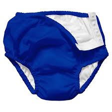 Royal Blue Ultimate Snap Swim Diaper By Iplay
