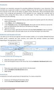 Ms Word 2007 Practical Notes Pdf