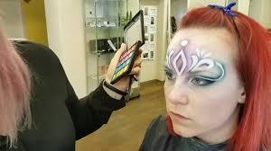 nyx baltics faceawards 2017 indian fantasy makeup tutorial and photoshoot