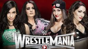 wwe divas match added to