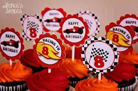 Karas Party Ideas Race Car Birthday Party Planning Ideas Supplies