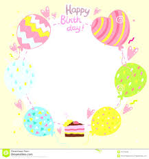 Free Birthday Templates For Word birthday word template Ninjaturtletechrepairsco 1