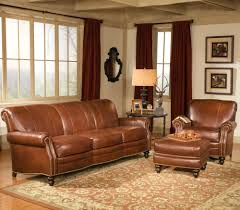 383 leather sofa group