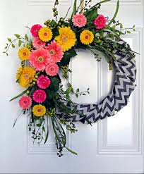 spring wreath for front doorElegant Front Door Wreath For Summer 50 About Remodel with Front