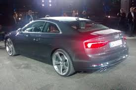 audi new car releaseNew Audi A5 revealed ahead of November 2016 release  Auto Express