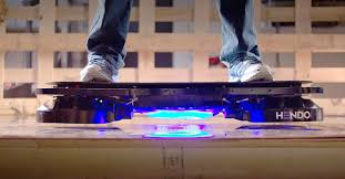 Real Working Hoverboard Hendo Hoverboard The Worlds First Real Hoverboard Youtube