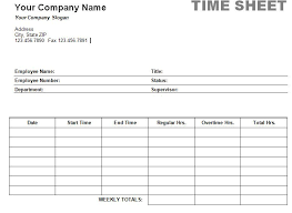 free weekly timesheet free printable timesheet templates printable weekly time sheet