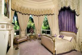 furniture pieces for bedrooms. gorgeous bedroom with gilded gold bed frame drapery large windows furniture pieces for bedrooms