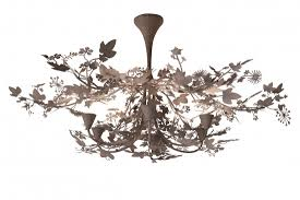 ivy shadow chandelier