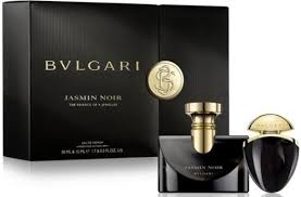 <b>Bvlgari Jasmin Noir</b> Set in duty-free at airport Koltsovo