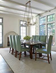 green dining room furniture. White And Green Dining Room With Limestone Fireplace View Full Size Furniture