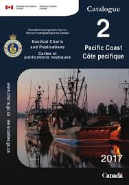 Canadian Chart Catalogue 2 Pacific Coast Pdf By
