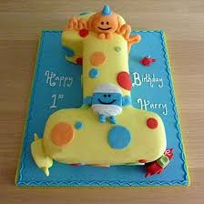 Happy Birthday Toddler Cake Chocolate Online Cake Delivery