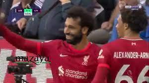 اهداف ليفربول اليوم 3-0 / هدف محمد صلاح اليوم - YouTube
