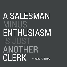 Sales Quote Of The Day