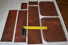 main parts of bag pattern