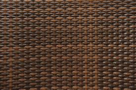 woven rattan with natural patterns Vinyl Wall Mural - Backgrounds