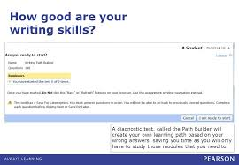 introducing how good are your writing skills a diagnostic test  3 how good are your writing skills