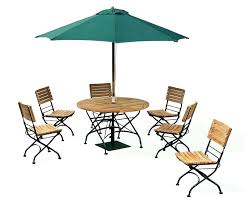 folding bistro chairs table sets round 6 garden furniture set outdoor sling patio chair target