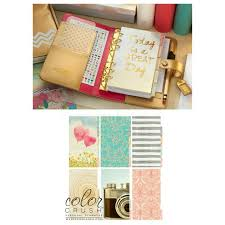 Websters Pages Color Crush Plannerin Stock Design Craft On
