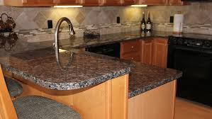 sapphire blue granite countertops color