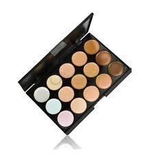 new 15 colors contour face cream makeup concealer palette powder brush set us ebay