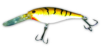 Custom Painted Crankbaits Walleye Fishing Lures Viper