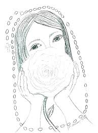 Rosary Coloring Page Rosary Coloring Pages Rosary Coloring Page Free