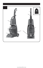 hoover power scrub fh50135 scrub