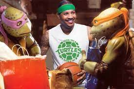 Plow in 1993 and 1994 while family guy was successfully nominated in 2009. Carmelo Anthony Is Designing A Teenage Mutant Ninja Turtles Inspired C Gq