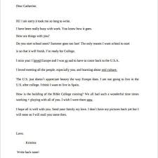Format Of Friendly Letter Image collections - Letter Samples Format