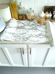 diy marble countertop paint marble super easy marble look counters done with contact paper painting diy marble countertop paint