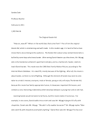 movie evaluation essay example film evaluation essays personal  cash evaluation essay final draft sandra cashprofessor buerke 9 20111383 words movie evaluation essay example