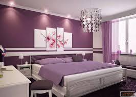 Schlafzimmer Design In Lila Tönen Eine Auswahl An