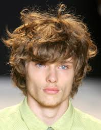 Messy Hairstyle For Guys Long Hairstyle Inspiration For Men Hairstyles Men Bangs And Bedhead