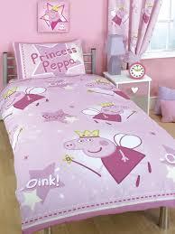 Peppa Pig Duvet Cover and Pillowcase Stars Design Kids Bedding ... & Peppa Pig Duvet Cover and Pillowcase Stars Design Kids Bedding - GREAT LOW  PRICE Peppa Pig Adamdwight.com
