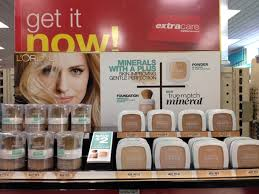 l oreal true match mineral powder collection